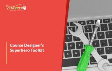 Thumbprint for Course Designers Superhero Toolkit